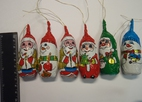 Christmas tree decorations, 13 g